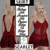 Scarlet Lace BAG  Skirt =TR=<3