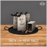 Sequel - Trick or Treat Bags - Halloween Decoration