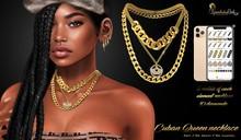 ... MarmeladnyGirl ... Cuban Queen necklace