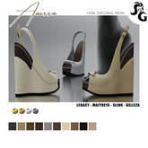 ::SG:: Anissa Shoes - LEGACY
