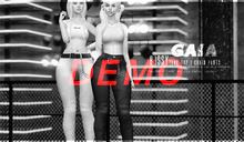 Gaia - Bossy Tank Top, Chain Pants  DEMO