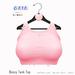 Gaia - Bossy Tank Top BABYPINK
