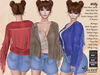 ST :: Willy Outfit for Maitreya, Slink (P, H), Belleza ( V, I, F), eBody (C),Tonic (F, C) . 16 Textures HUD
