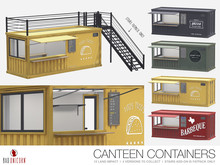 Canteen Containers - FATPACK