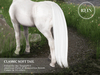 REIN - TeeglePet Classic Soft Tail HANOVERIAN & AMERICAN PAINT