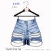 Gaia - Taylah Chain Shorts MEDIUM