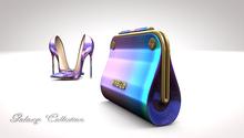 A R B I Z U Marbella  Stiletto *GALAXY EDITION* new