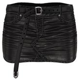 RIOT / Michelle Leather Skirt - Black   Maitreya / Belleza / Slink / Legacy