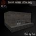 (Box) shop shell (15m sq)