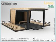 Concept Store (Mesh) [Lemon Chilliz]