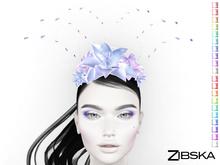 Zibska ~ Olivia Color Change Adornment and Orbit