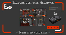 [Exo.core] // Ultimate Megapack