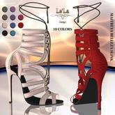 {Le'La} Desi Sandals ~ Gift ~