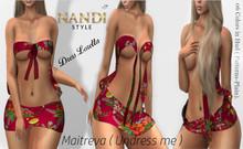 BAG -Dress Loretta ( UNDRESS ME ) - *NANDI Style*