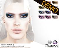 Zibska ~ Savvas Makeup Demos [lelutka/omega/universal tattoo BOM]