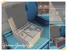 Paloma jewelry box chez moi