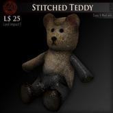 (Box) Stitched Teddy