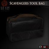 (Demo) Scavengers tool bag