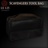 (Box) Scavengers tool bag