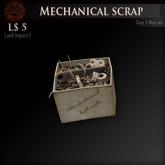 (Box) Mechanical scrap
