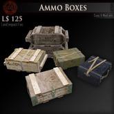 (Box) Ammo Boxes