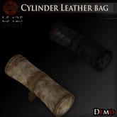 (Demo) Cylinder Leather bag