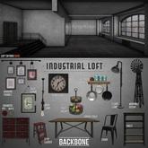 BackBone Industrial Loft - Loft Skybox RARE