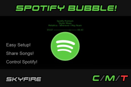 :SFC: Spotify Bubble