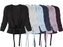 POISON ROUGE Moksha Wool Sweater FATPACK