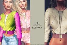 Giz Seorn - Nixie Puffer Jacket [FatPack]