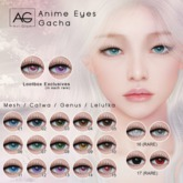 AG. Anime Eyes Gacha - Mesh - 11