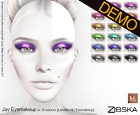 Zibska ~ Joy Eyemakeup for Lelutka HD Demo