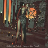 SuBLiMe PoSeS - Vampire kiss Couple