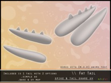 [P] Fat Tail - rez to unpack