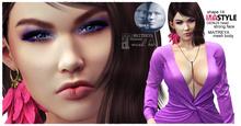 MS_shape_GENUS strong face & Maitreya 14