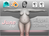 Rigged Dummy for June 2.0 Body