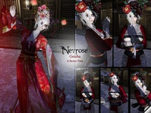 "<<Nevrose>> Geisha Bento Pose   ""wear"""
