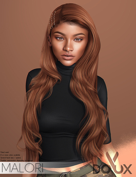 DOUX - Malori hairstyle [BLOGGER PACK]