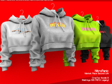 NPV_CropTop Hoodie B (ML LGCY FRE IS)