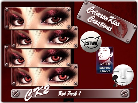 CKC ~ Red Eyes Gen 2 Pack 1