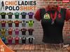 [CHIC] POLO LADIES SHIRTS DESIGN