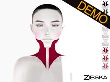 Zibska ~ Guise Tattoo Demo [Omega/Universal Applier BOM layers]