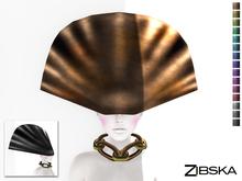 Zibska ~ Guise Color Change Headpiece and Collar