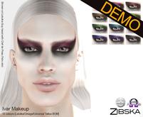 Zibska ~ Ivar Makeup Demos [lelutka/omega/universal tattoo BOM]