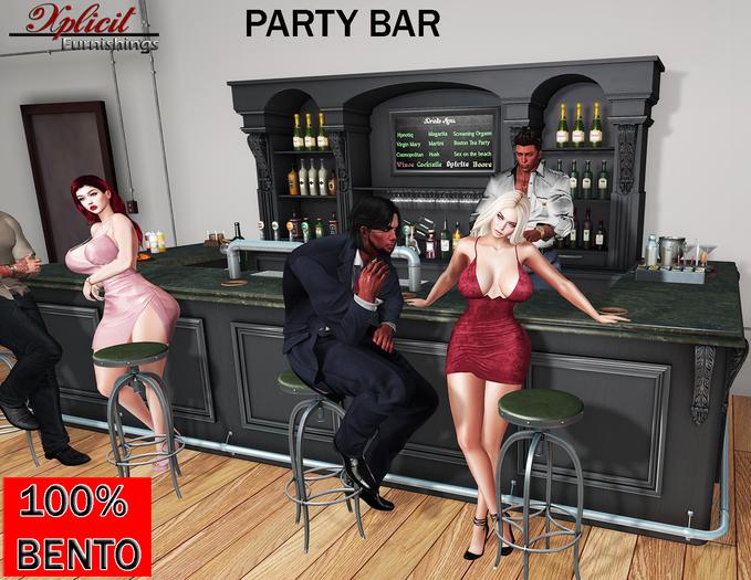 Xplicit Party Bar (PG) B