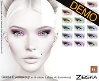 Zibska ~ Quella Eyemakeup for Lelutka HD Demo