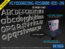 VR-TECH Neuer ADD-ON For Keyboarding RD51000! FULL PERM