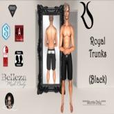 Royal Trunks (Black)