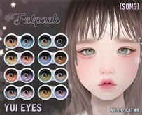 {S0NG} :: Yui Eyes (Fatpack)