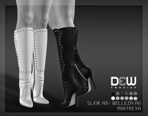 """""""DEW"""" Trixie boots demo"""